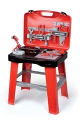 Smoby Stolik-walizka z narzędziami