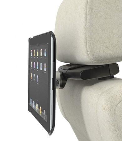 Vogels avto paket za iPad (2.,3.,4. generacija) TMS 302, držalo + nosilec
