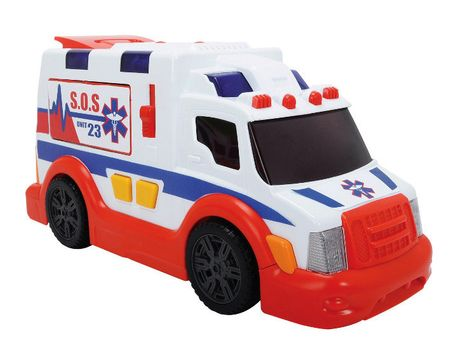 DICKIE Action Series Ambulancia 33cm