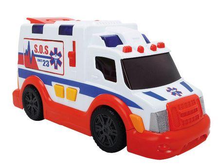 DICKIE Action Series Ambulancia 33cm
