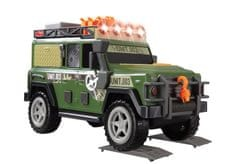 DICKIE Action Series Outland Patrol vojenský 34 cm