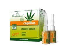 Cannaderm Capillus vlasové sérum 8x5 ml
