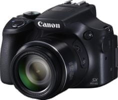 Canon digitalni fotoaparat PowerShot SX60 HS, crni