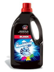 Waschkonig Żel do prania Black, koncentrat 1,5l