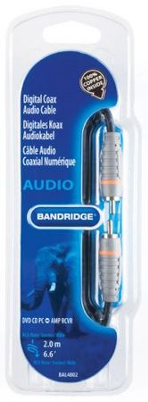 Bandridge RCA M - RCA M digitalni avdio kabel 5.0m (BAL4805)