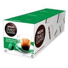 NESCAFÉ kavne kapsule Dolce Gusto Espresso Ristretto, trojno pakiranje