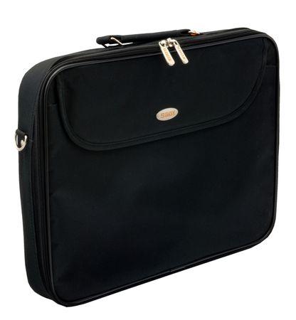 S-box torba za prenosni računalnik NLS-3015B 39,62 cm (15,6'') New York, črna