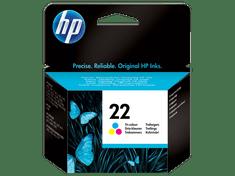 HP náplň č.22, barevná (C9352AE)