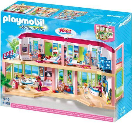 Playmobil Duży dom wypoczynkowy 5265