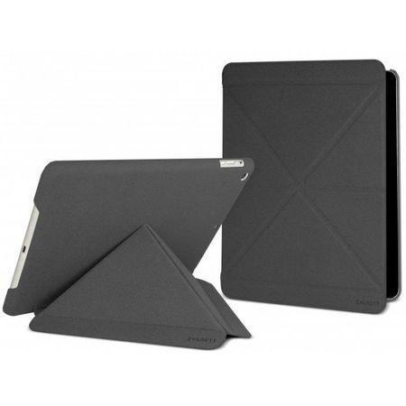 Cygnett zaščitni etui z zložljivim pokrovom PARADOX TEXTURE iPad Air CY1325CIPTE, ogljeno črne barve