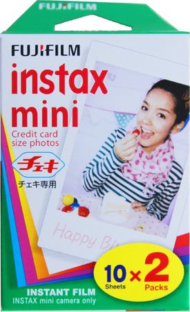 FujiFilm Instax Film MINI (20ks)
