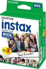 FujiFilm Instax Film WIDE (20ks)