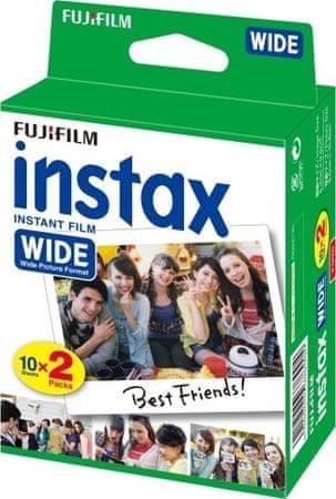 FujiFilm papir Instax Film Wide (20 listov)