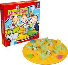 Albi Quoridor Kid Társasjáték