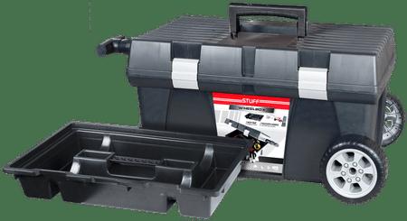 PATROL skrzynka narzędziowa na kółkach Wheelbox STUFF Alu Basic 26