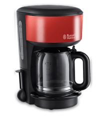 Russell Hobbs 20131-56/RH Colours Coffeemaker Red