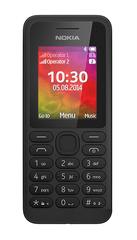 Nokia 130 Single SIM, černá