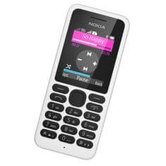 Nokia 130 Dual SIM, biela