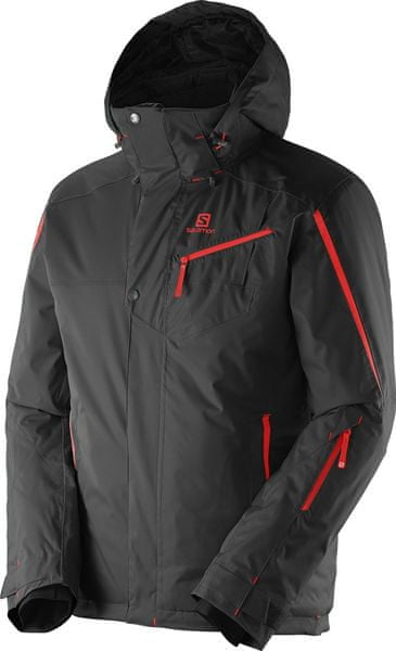 Salomon Supernova Jacket M Black S