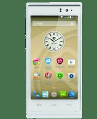 Prestigio MultiPhone PSP5505, bílý