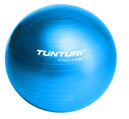 Tunturi Gym Ball 75cm modrá