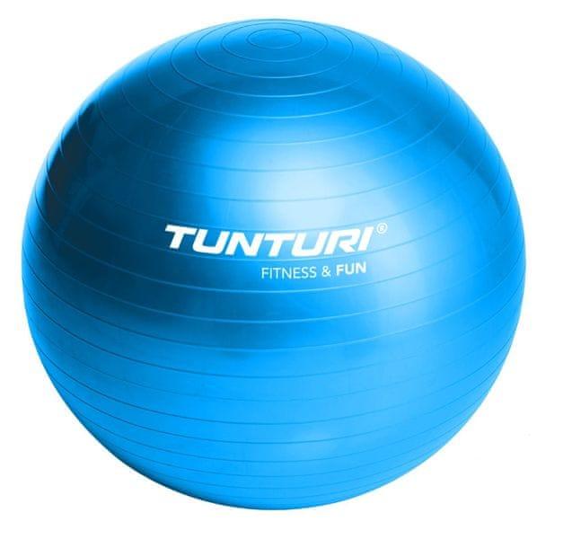 Tunturi Gym Ball 55cm modrá