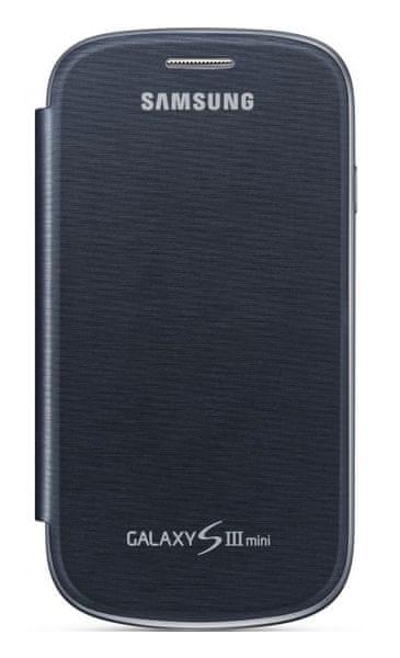 Samsung Galaxy S III mini Flipové pouzdro EFC-1M7FBEGSTD modré