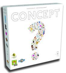 Asmodee Concept Társasjáték - Magyar nyelvű