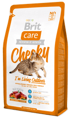 Brit hrana za mačke Care Cat Cheeky I'm Living Outdoor, 7 kg