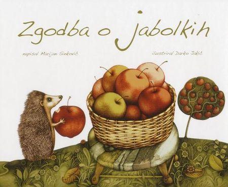 Marijan Sinković: Zgodba o jabolkih