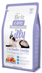Brit Care Cat Lilly I´ve Sensitive Digestion hrana za mačke z občutljivo prebavo,  2 kg