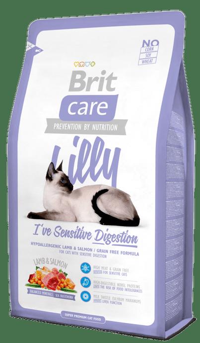 Premium hrana odgovara i mačkama s osjetljivom probavom.
