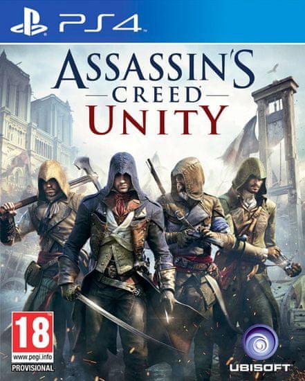 Ubisoft igra Assassin's Creed: Unity (PS4)
