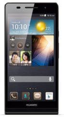 Huawei Ascend P6, čierny - II. akosť