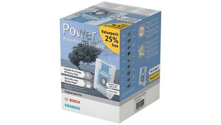 Bosch set vrečk/filtrov VZ123GALL