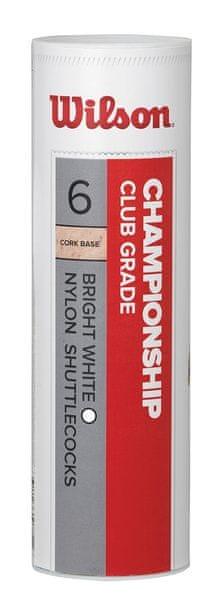 Wilson Championship 6 tube White speed 78 (střední)