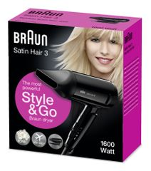 Braun sušilnik las Satin Hair 3 - HD350 Style&Go