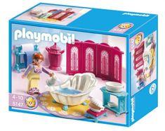 Playmobil Királyi fürdő