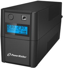 PowerWalker UPS brezprekinitveno napajanje LCD (VI 650SE)