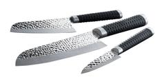 Stoneline Sada kuchynských nožov v darčekovom balení, 3 ks - WX-15343