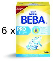 Nestlé BEBA PRO 1 - 6x600g