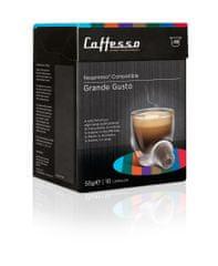 Caffesso Grande Gusto, 16 balení (160 kapslí)