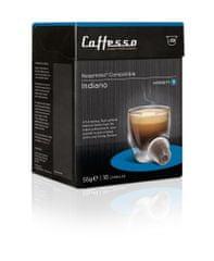 Caffesso Indiano, 16 balení (160 kapslí)