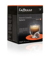 Caffesso Italiano, 16 balení (160 kapslí)