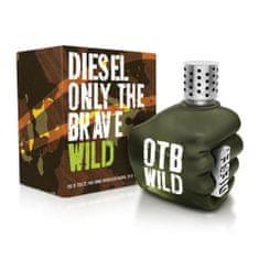 Diesel Only The Brave Wild - toaletní voda s rozprašovačem