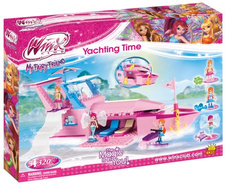 Cobi kocke Winx Yachting Time