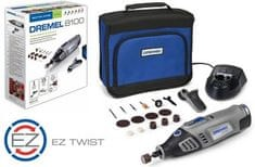 Dremel multiszlifierka akumulatorowa 8100 Series (8100-1/15)