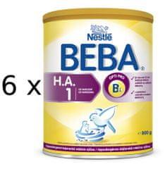 Nestlé BEBA HA 1 - 6x800g
