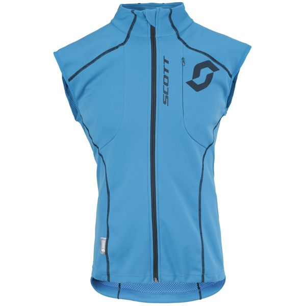 Scott Thermal Vest Protector M's Actifit blue S