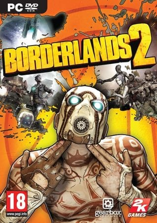 Take 2 Borderlands 2 (PC)